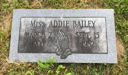 Addie Bailey (1905-1982) - Find A Grave Memorial