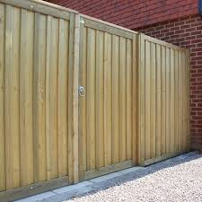 Wooden Gates Jacksons Fencing