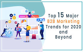 Top 15 Major B2B Marketing Trends for 2020 You Must Know