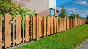 Top 80 Cheap And Beautiful Wood Fence Ideas In 2020 Fence Design Wood Fence Design Backyard Fences