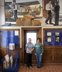 New mural unveiled at Barnesville Post Office - News - Record-Courier -  Kent, OH