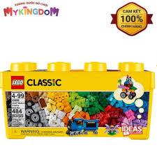 Thùng gạch trung classic sáng tạo LEGO 10696