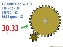 4 easy ways to determine gear ratio