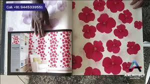 imported wallpaper design catalog
