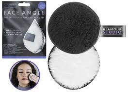 face angel reusable makeup remover pads