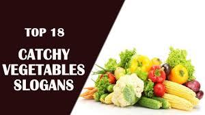 vegetable slogans top 18 you