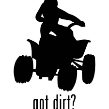 Got Dirt Atv Off Road Vinyl Sticker