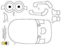 Minion Bob Kleurplaat Google Zoeken Minion Knutselen