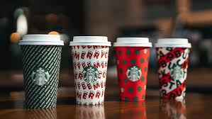 merry coffee is the best starbucks could come up for its