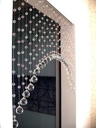 crystal beaded curtain glass beads