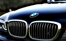 front side of bmw car hd wallpapers Â