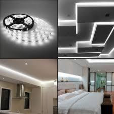 5m daylight white led strip light