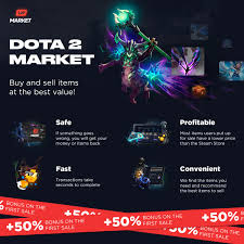 We launched our Marketplace for Dota 2 ...