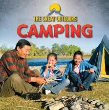 Camping by Adeline Snyder