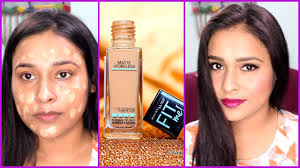 step by step oily skin makeup