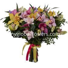 vanilla cloud 24 colorful orchids