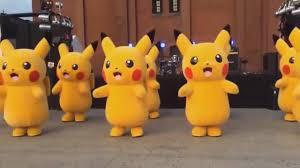 Pikachu Nhảy Siêu Dễ Thương Của Cộng Đồng Pokemon Go - YouTube