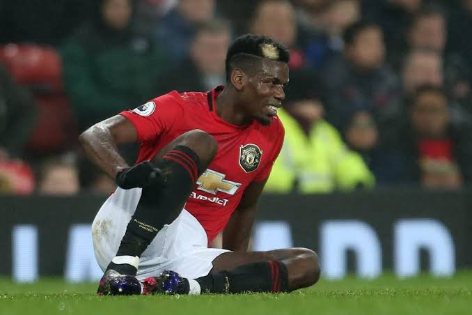 Image result for Pogba injury""