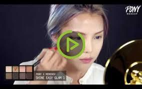 korean makeup vs american