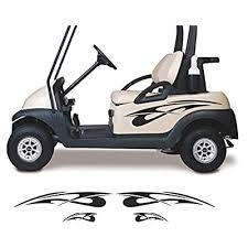 Amazon Com Golf Cart Decals