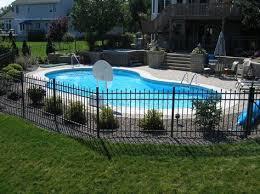 Lesvertspaysdelaloire Org Backyard Pool Landscaping Inground Pool Landscaping Pool Landscaping