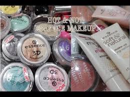 hot not essence makeup s