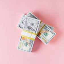 money instead of gifts for a wedding