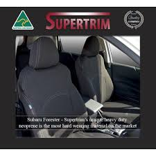 subaru forester front waterproof seat