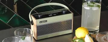 Roberts Rambler BT Vert pastel - Radios portables sur Son-Vidéo.com