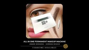 vogue digital permanent makeup machine