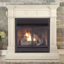 natural gas propane fireplace