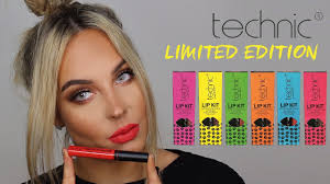 new limited edition lip kits swaches