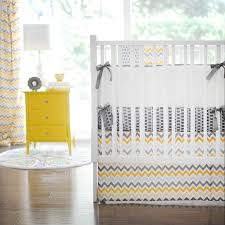 mellow yellow crib baby bedding by new