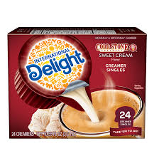 cold stone creamery sweet cream coffee