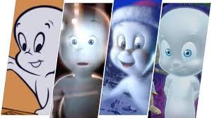 Casper the Friendly Ghost Evolution in ...
