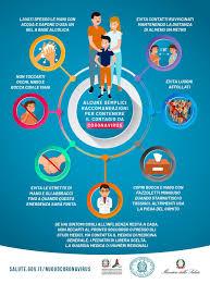 Coronavirus: le raccomandazioni del Ministero della Salute ...