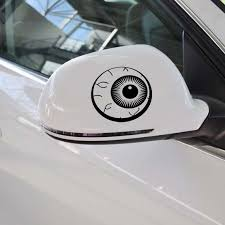 Human Eye Vinyl Car Decal Custom Stickers Print Picture Photo Etsy