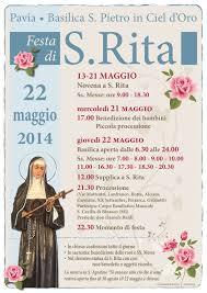 Santa Rita da Cascia, agostiniana   La tomba di sant'Agostino - Pavia
