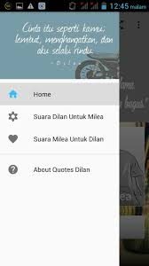 quotes dilan for android apk