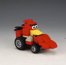 Angry Birds Go! Red Bird by BrickBum   Lego creative, Lego, Red birds