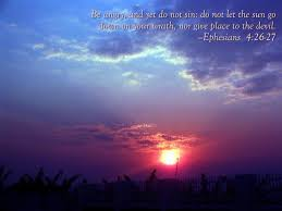 sunset scripture wallpaper nature and
