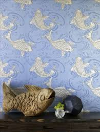 osborne and little koi wallpaper