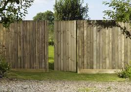 Charltons Babington Feather Edge Garden Gates Best Prices