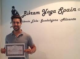 alberto de oro bikram yoga spain