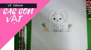 cách vẽ các con vật đáng yêu và dễ thương cho bé yêu BÉ YÊU TV ...