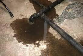 infiltration d eau au sous sol