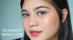 no makeup makeup indonesia