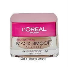 l oréal magic smooth soufflé makeup
