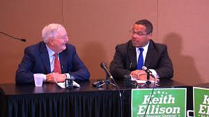 Vice President Walter Mondale Stumps For Keith Ellison In Attorney General  Race – WCCO | CBS Minnesota