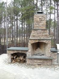 outdoor fireplace outdoor fireplace